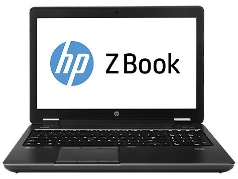 HP ZBook 17 G3 laptop